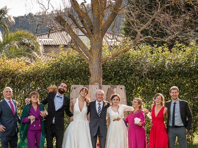 La boda de Paula y Marta en Quejana, Álava 11