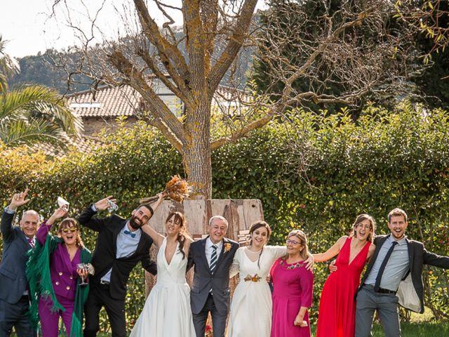 La boda de Paula y Marta en Quejana, Álava 12