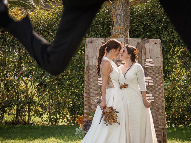 La boda de Paula y Marta en Quejana, Álava 13