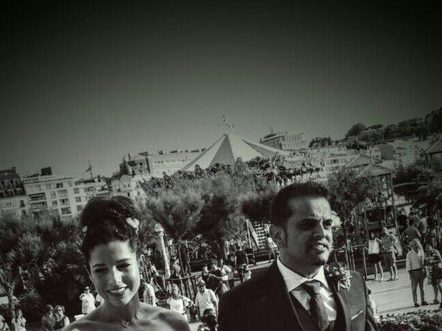 La boda de Dani y Patri en Donostia-San Sebastián, Guipúzcoa 1