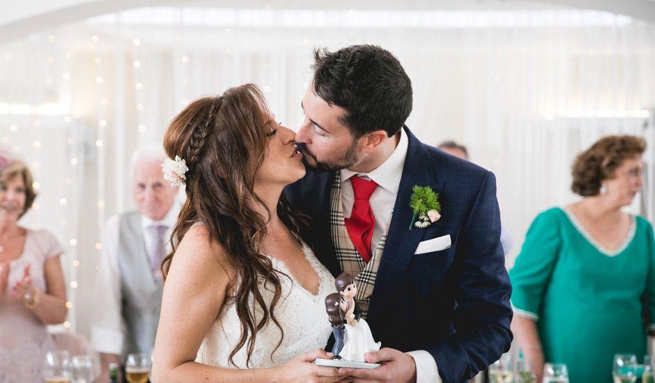 La boda de Alberto y Vanesa en Cartagena, Murcia