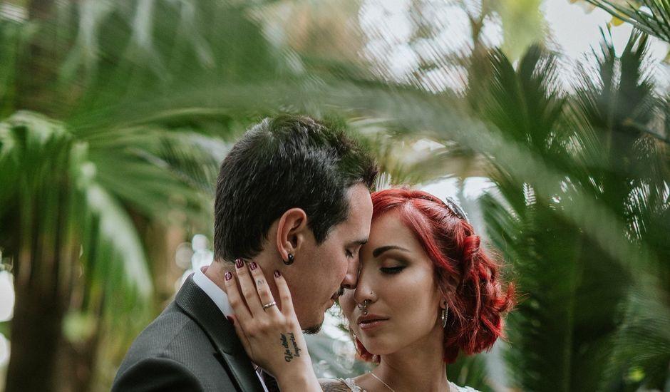 La boda de Eric y Arianne en Blanes, Girona