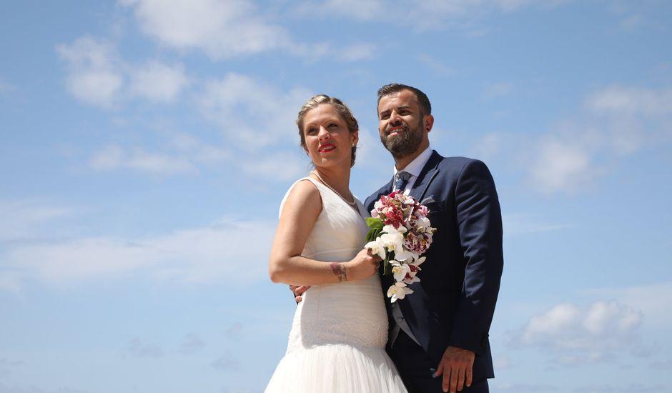 La boda de Daniel y Maria en Baiona, Pontevedra