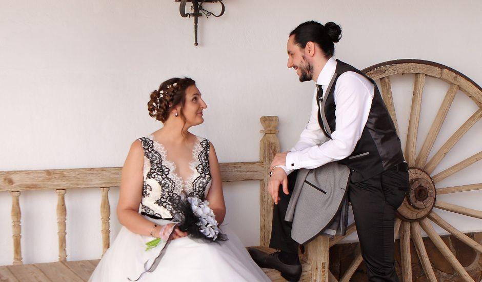 La boda de José Manuel y Ana en Caracuel De Calatrava, Ciudad Real