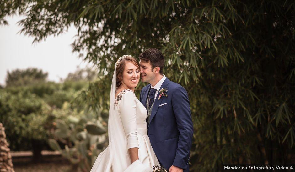 La boda de Daniel y Carmen en Murcia, Murcia