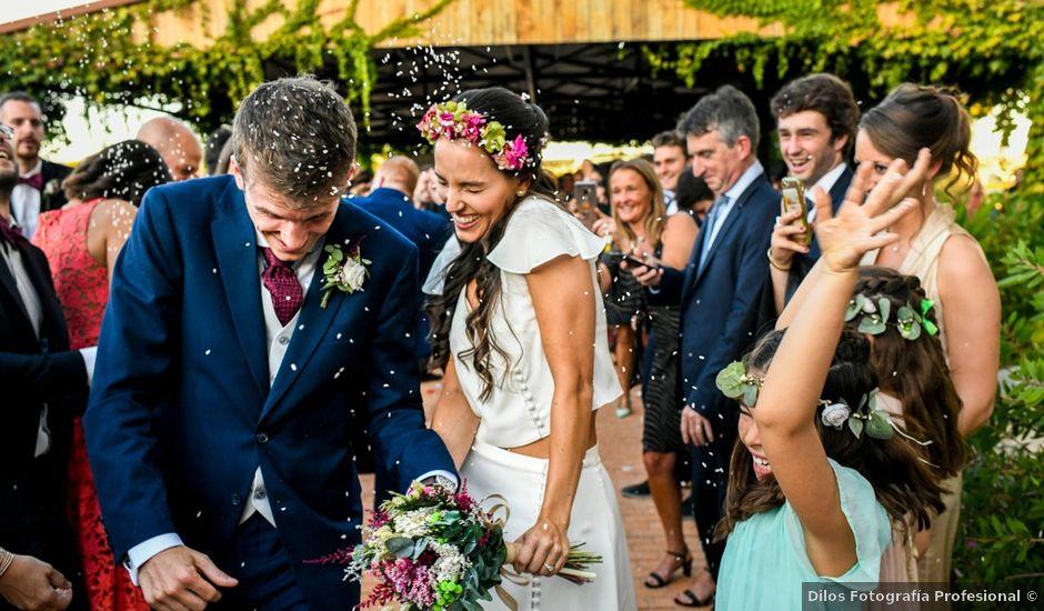 La boda de Elena y Julien en Toledo, Toledo