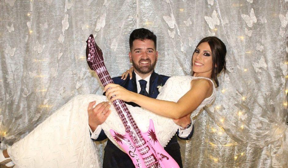 La boda de David y Victoria en Ontur, Albacete