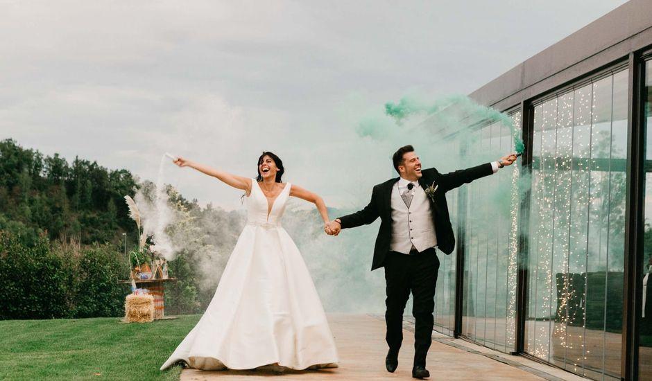 La boda de Carolina y Joan Carles en Rupit, Barcelona