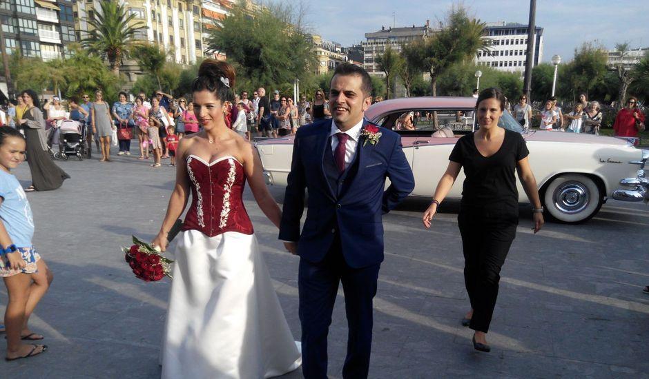 La boda de Dani y Patri en Donostia-San Sebastián, Guipúzcoa