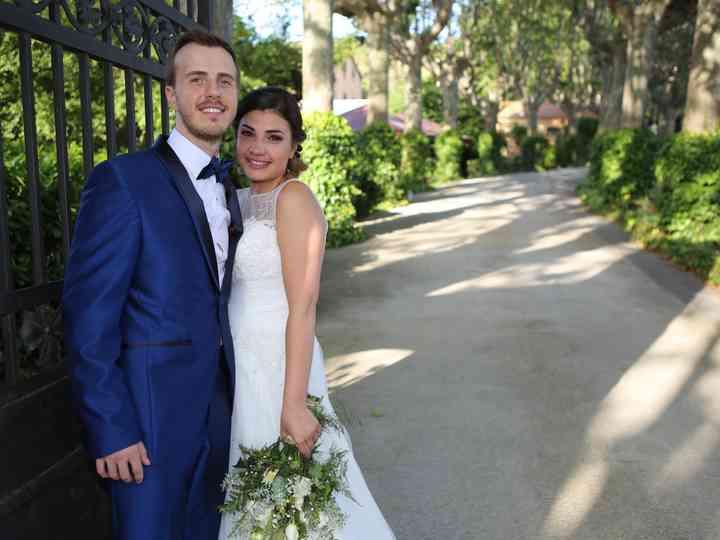 La boda de Diana y Armando