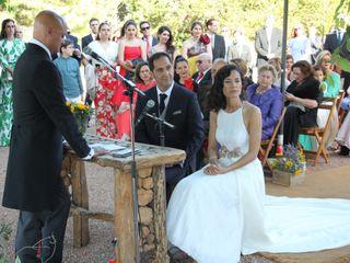 La boda de Bernardo y Marina