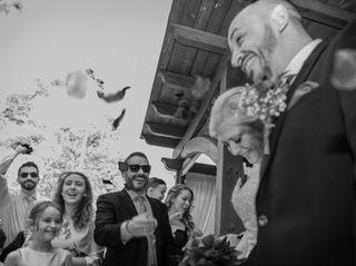 La boda de Patricia y Adasad 1