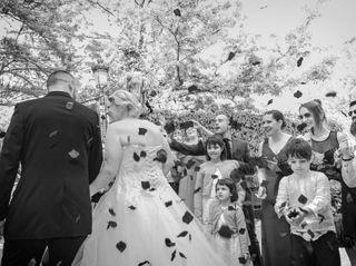 La boda de Patricia y Adasad 2