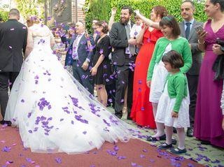 La boda de Patricia y Adasad 3