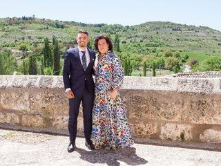 La boda de Paula y Jorge 1