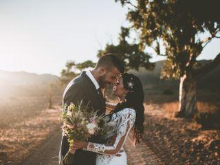 La boda de Inma y Ismael