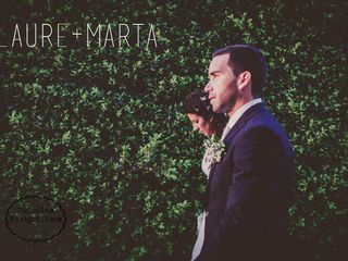 La boda de Marta y Lauren 1