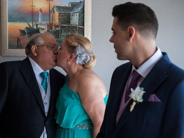 La boda de Arturo y Sara en Madrid, Madrid 7