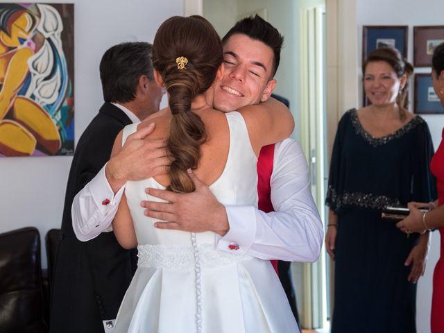 La boda de Arturo y Sara en Madrid, Madrid 24