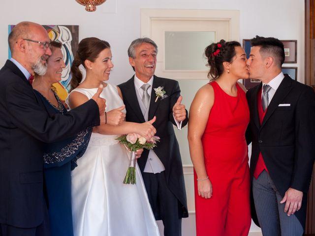 La boda de Arturo y Sara en Madrid, Madrid 26