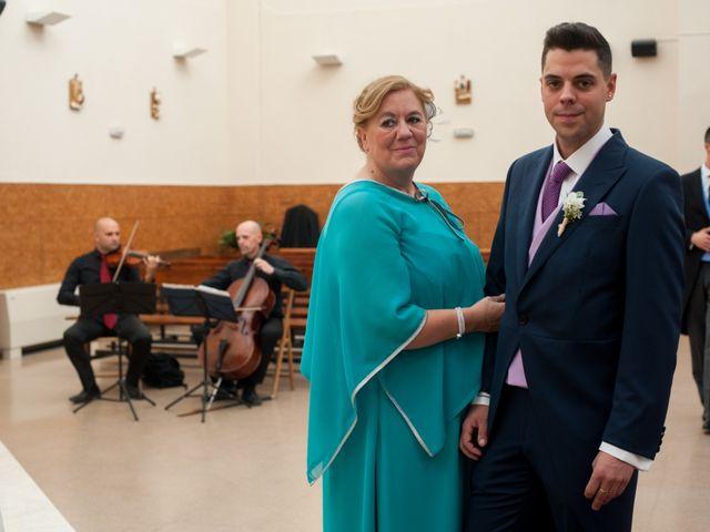 La boda de Arturo y Sara en Madrid, Madrid 29