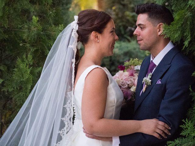 La boda de Arturo y Sara en Madrid, Madrid 2