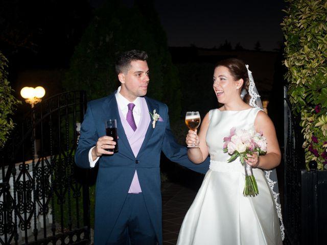 La boda de Arturo y Sara en Madrid, Madrid 45