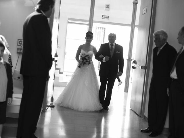 La boda de Miguel y Natalia en Madrid, Madrid 11