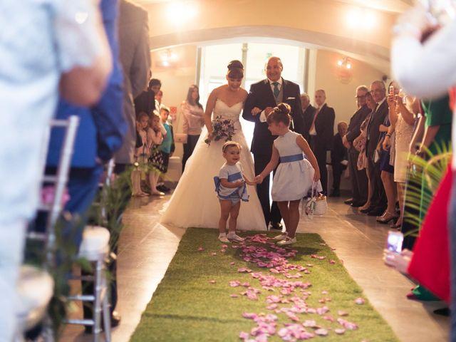 La boda de Miguel y Natalia en Madrid, Madrid 12