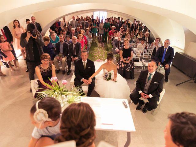 La boda de Miguel y Natalia en Madrid, Madrid 14