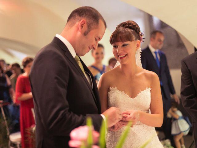 La boda de Miguel y Natalia en Madrid, Madrid 15