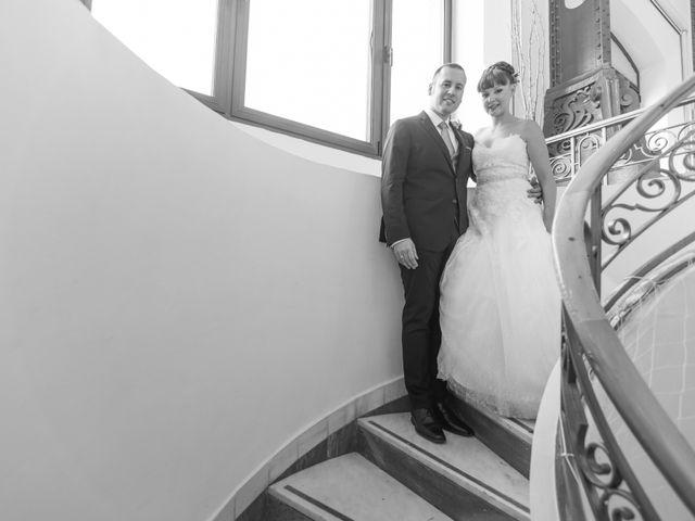 La boda de Miguel y Natalia en Madrid, Madrid 25
