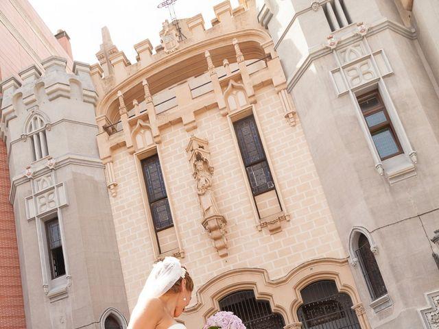 La boda de Nacho y Beatriz en Madrid, Madrid 10