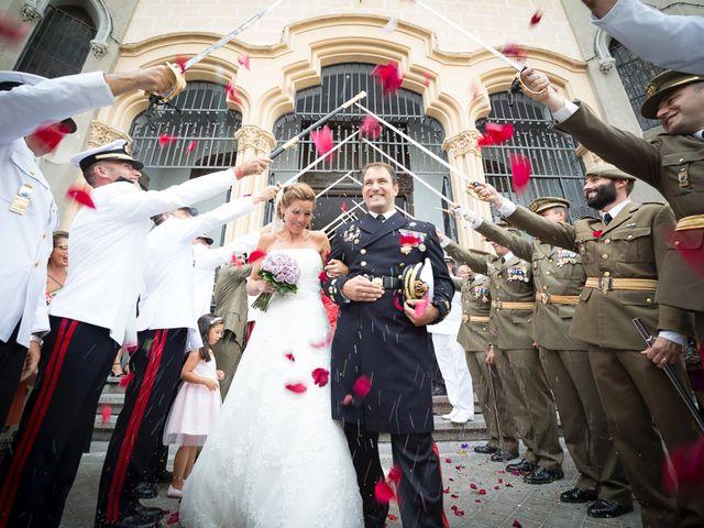 La boda de Nacho y Beatriz en Madrid, Madrid 1