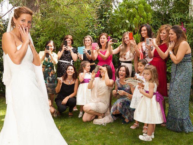 La boda de Nacho y Beatriz en Madrid, Madrid 27