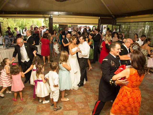 La boda de Nacho y Beatriz en Madrid, Madrid 38