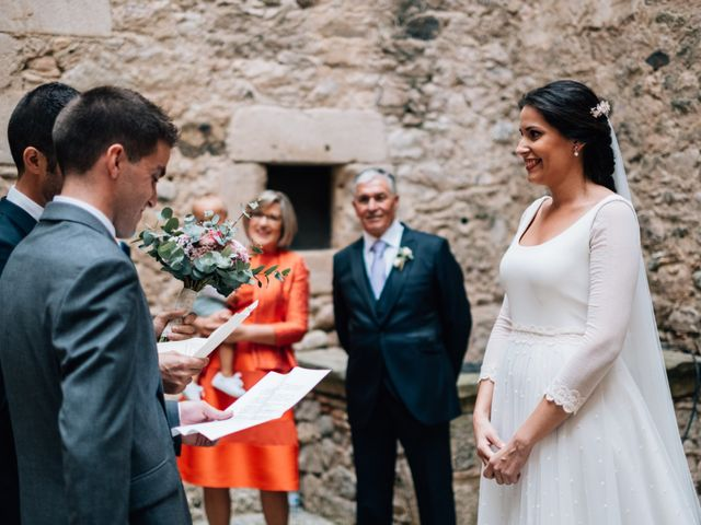 La boda de Víctor y Carol en Sant Pere Pescador, Girona 39