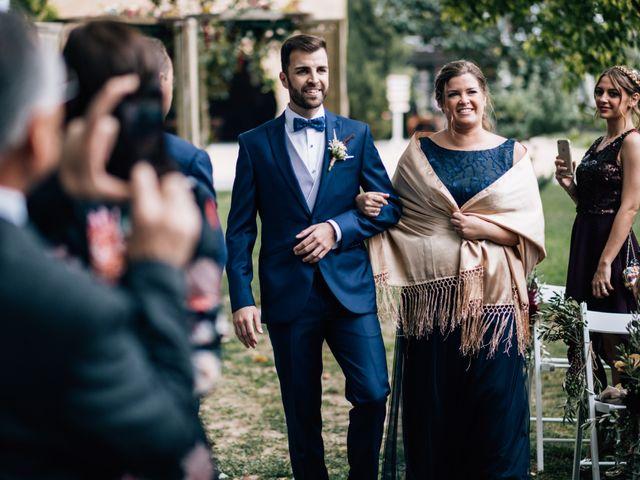 La boda de Víctor y Carol en Sant Pere Pescador, Girona 45