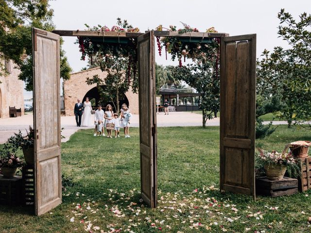 La boda de Víctor y Carol en Sant Pere Pescador, Girona 47