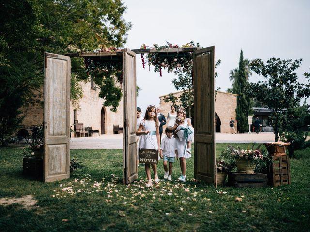 La boda de Víctor y Carol en Sant Pere Pescador, Girona 48