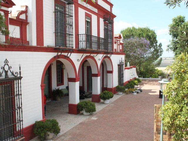 La boda de Marina y Bernardo en Jerez De La Frontera, Cádiz 3