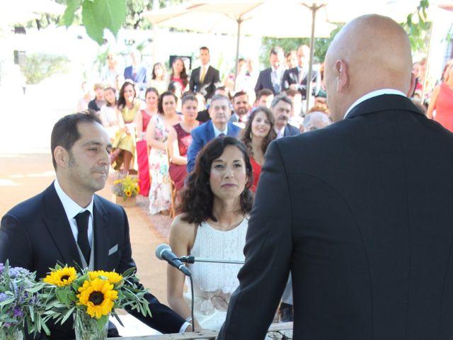 La boda de Marina y Bernardo en Jerez De La Frontera, Cádiz 5