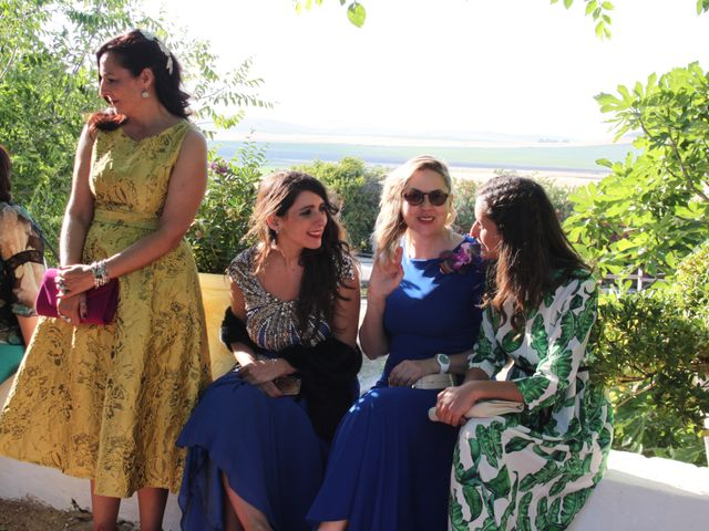 La boda de Marina y Bernardo en Jerez De La Frontera, Cádiz 6