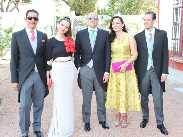 La boda de Marina y Bernardo en Jerez De La Frontera, Cádiz 9