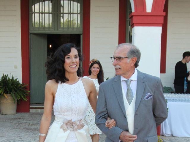 La boda de Marina y Bernardo en Jerez De La Frontera, Cádiz 11