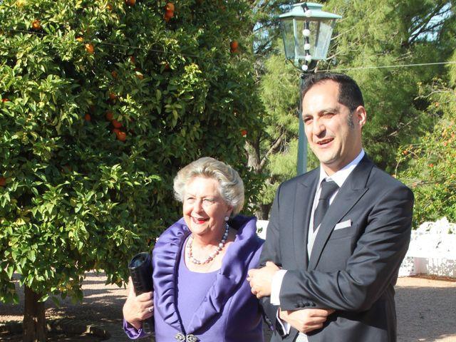 La boda de Marina y Bernardo en Jerez De La Frontera, Cádiz 12