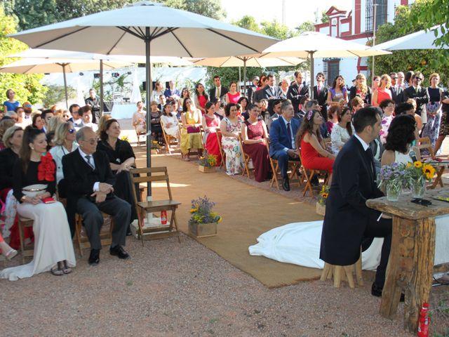 La boda de Marina y Bernardo en Jerez De La Frontera, Cádiz 13