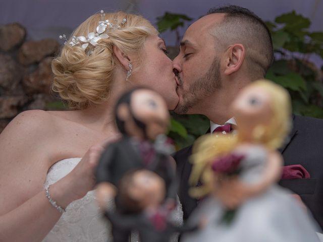 La boda de Patricia y Adasad