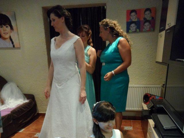 La boda de Mike y Nicole en L' Alfàs Del Pi, Alicante 5
