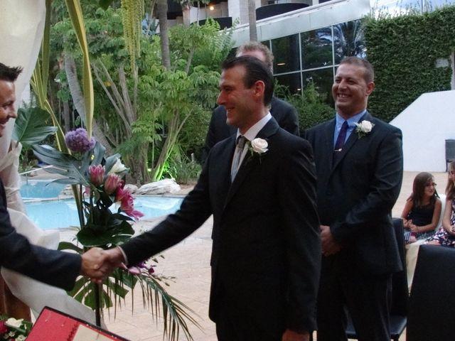 La boda de Mike y Nicole en L' Alfàs Del Pi, Alicante 10